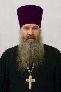 Духовенство. Протоиерей Владимир Серов. Настоятель храма.